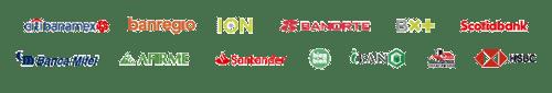 bancos con los que trabajamos